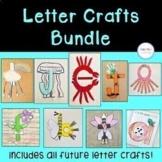 Letter Crafts Growing Bundle