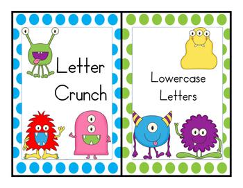 Letter Crunch