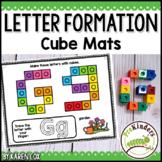 Letter Cube Mats