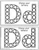 Letter D Alphabet Activity Book