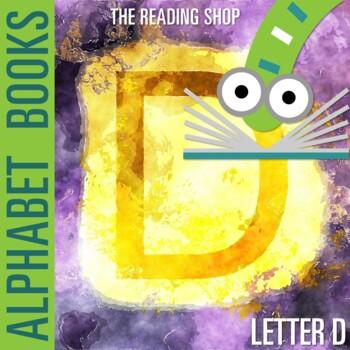 Letter D Alphabet Book