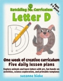 Letter D: One Week of Creative Curriculum Activities, Math, Science, and Phonics