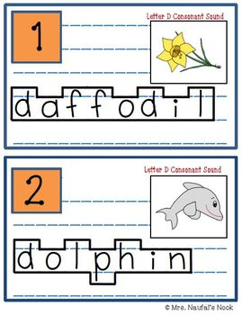 Letter D Read the Room