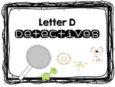 Letter D Detectives