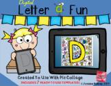 Letter D Fun
