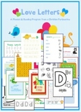 Letter D - © Love Letters - A Phonics/Reading Program