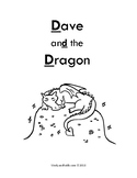 """Letter D Phonics Read Aloud: """"Dave and the Dragon"""""""