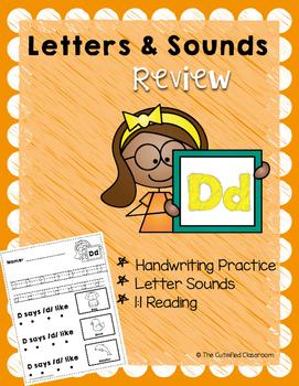 Letter D Review