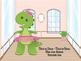 "Letter D Story "" Dance Dina Dance!"" Dancing Dinosaur"