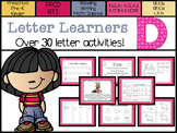 Letter Learners: Letter D