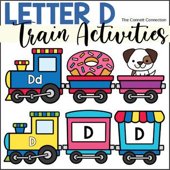Letter D Train
