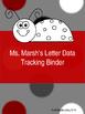 Letter Data Tracking