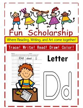 Letter Dd