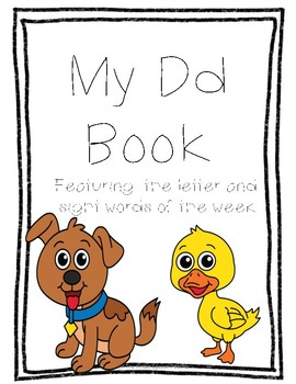 Letter Dd Book