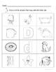 Letter Dd Words Practice Worksheet