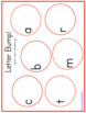 Letter Dice Games - Learning Letters and Sounds