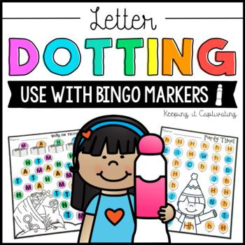 Letter Dotting