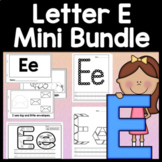 Letter E Activities {Letter E Book and 5 Letter E Worksheets!}