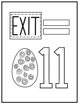 Letter E Alphabet Clip Art