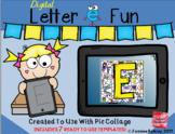 Letter E Fun