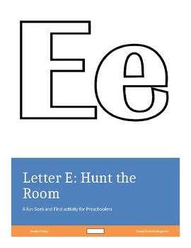 Letter E: Hunt the Room