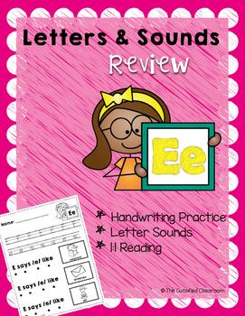 Letter E Review