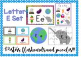 Letter E Set