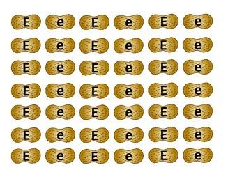 Letter E Sort