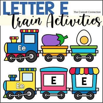 Letter E Train