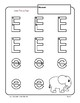 Letter Ee (E is for Eggs): Letter Zoo- Preschool Curriculum