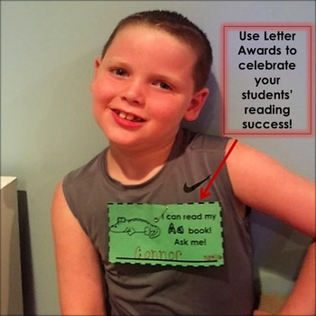 Letter Emergent Reader: Bb- PRINT AND GO!