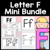 Letter F Activities {Letter F Book and 5 Letter F Worksheets!}