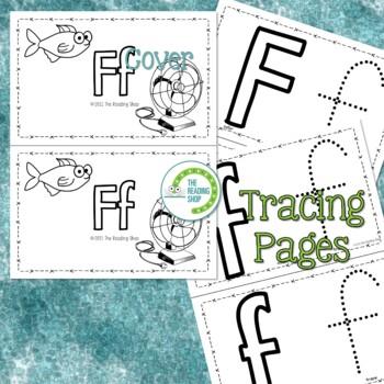 Letter F Alphabet Book