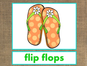 Letter F Alphabet PowerPoint Fun & Colorful Words w/Pictures (Expandable)