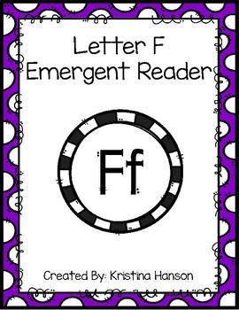 Letter F Book