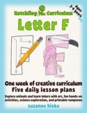 Letter F: One Week of Creative Curriculum Activities, Math, Science, and Phonics