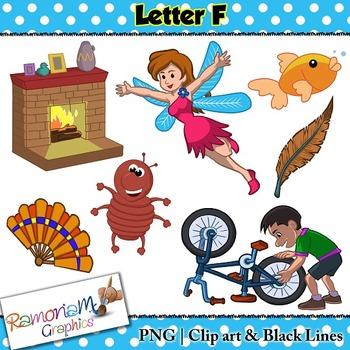 Letter F Clip art