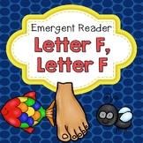 Letter F Emergent Reader
