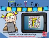 Letter F Fun
