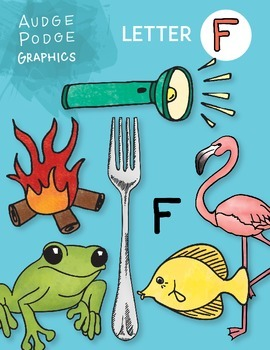Letter F Graphics