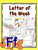 Letter F {Letter of the Week}