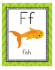 Letter F Recognition, Sound, Tracing and Craftivities