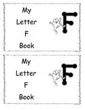 Letter F Little Reader/Book