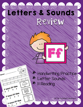 Letter F Review
