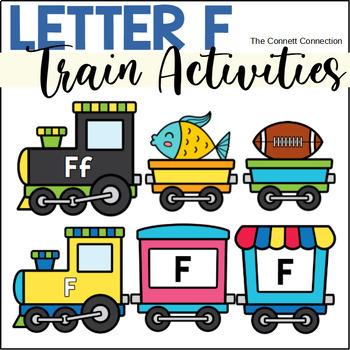 Letter F Train