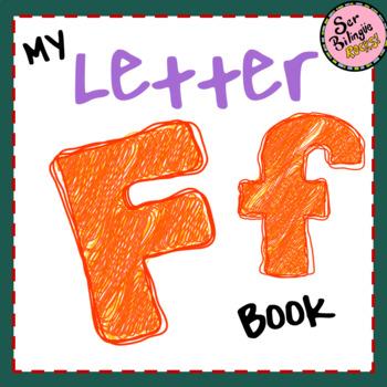 Letter F booklet