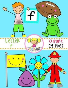 Letter Ff Clipart