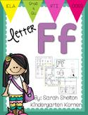 Letter Ff Practice (RTI)