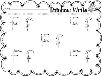 Letter Ff Activities Pack (CCSS)