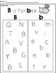 Letter Find 2 (Uppercase and Lowercase)